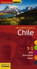 Chile 2017. NUEVO. Nacional URGENTE/Internac. económico. GUIAS DE VIAJE