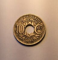 10 Centimes Lindauer 1923 Poissy N1