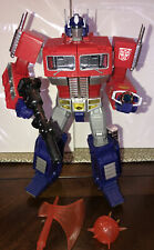 Transformers Takara MP-10 Masterpiece Convoy Optimus Prime Lot With Weapons