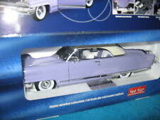 1956 LINCOLN PREMIERE WISTERIA WITH WHITE TOP RARE! 1:18 SUN STAR OPENING PARTS