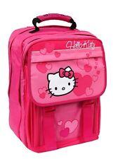 """Hello Kitty Zaino Scuola """" HELLO KITTY """" GRANDE"""