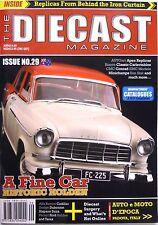 The Diecast Magazine #29 Biante Classic Bathurst Cadillac Dubonnet Gaz Zil Balt