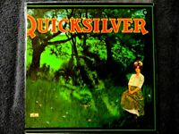 QUICKSILVER MESSENGER SERVICE SHADY GROVE VINYL LP RARE YELLOW REISSUE NO GF