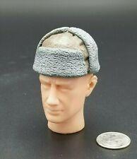 "1:6 Ultimate Soldier Russian Spy Boris Hat 12"" GI Joe Dragon BBI DiD Phicen WW2"