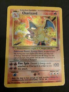 Charizard Base Set 2 4/130  Holo Rare 1999 Pokemon Card