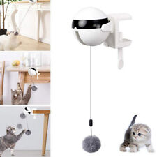 Electric Automatic Lifting Cat Ball Toy Interactive Puzzle Smart Pet Cat Ball