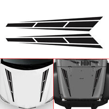 Car Racing Stripes Vinyl Graphics Decal Hood Sticker Front Stickers Accessories