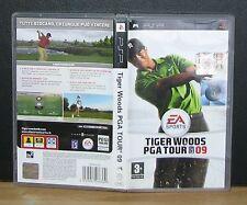 TIGER WOODS PGA TOUR '09 - PSP - PlayStation Portable - UMD - Italiano - Usato