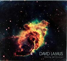 David Lamus - Director Del Universo (CD Digipak) New & Sealed