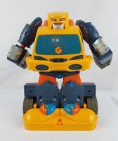 Playskool Transformers Talking Light Up Gobot Hauler-Bot 2003