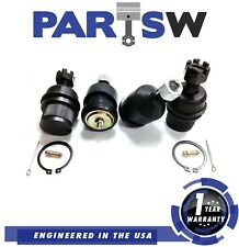 4 Piece Kit 4 Ball Joints For 03-09 Dodge Ram 2500 2500Hd 3500 4X4 2 Yr Warranty