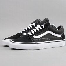 Vans Old Skool schwarz / weiß EU 47, Männer, schwarz, Low Top Sneakers, vd3hy28