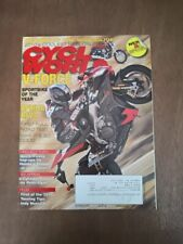 Cycle World December 2009 - Aprilia Rsv4 - Harley Davidson Fxdwg Wide Glide