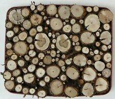 """GrapeWood Grapevine Sticks Chunks 1/8~1""""D 2~3""""L Crafts Woodworking Decor Display"""