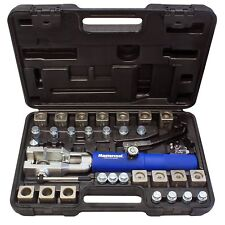 MASTERCOO 72475-PRC  Universal Hydraulic Flaring Tool Set With Tube Cutter