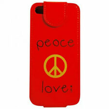 Etui compatible Iphone 5 Peace and Love