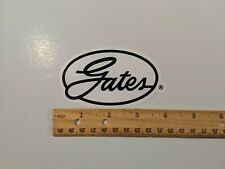 Gates Fluid Power Power Transmission Sticker