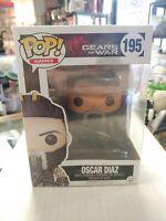 Gears of War - Oscar Diaz #195 Pop! Vinyl Figure *Damaged Box*