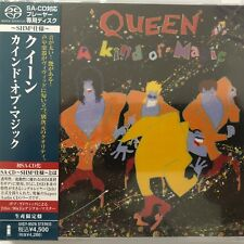 Kind of Magic  by Queen (SACD-SHM),2012, Universal / Japan