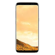 Samsung Galaxy S8 64GB Unlocked GSM 12MP Octa-Core Smartphone - Maple Gold