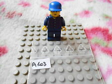 LEGO  VINTAGE  MINIFIG  OMINO  spiderman  Taxi Driver   4852