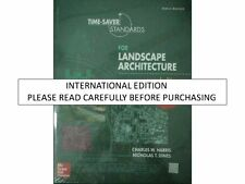 Time-Saver Standards: Time-Saver Standards for Landscape Architecture by Char...