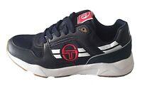 Sergio Tacchini STM017705 Scarpa Sneakers Uomo Colore Blu | New Collection |