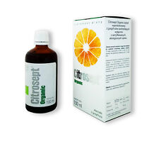 Citrosept Organic Grapefruit Seed Extract 100 ml - Support resistance