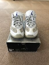 Air Jordan 11 IE Low Retro Cobalt XI 2003