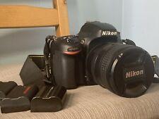 Nikon D D600 24.3MP Digital SLR Camera - Black (w/ AF-S 24-85mm Lens)