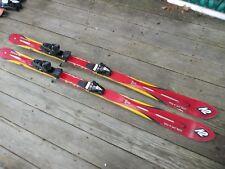 New listing K2 Axis 147 Cm Downhill Skis W/ Tyrolia Sr 70 Bindings