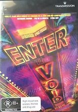 Enter The Void Gaspar Noe  Region 4  DVD VGC
