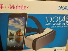 Alcatel Idol 4s VR Experience Virtual Reality VR Goggles Glasses ONLY - NO PHONE