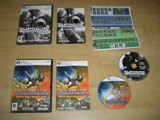 Supreme Commander + Forged Alliance PC DVD ROM Rapide Post