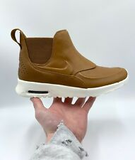 NIKE AIR MAX THEA MID BOOTSSHOES WOMENS 8.5 NEW 859550 200 ALE BROWN