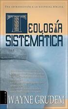 Teologia Sistematica: Una Introduccion a la Doctrina Biblica by Wayne Grudem Har