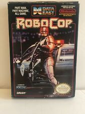 Robocop 1 (Nintendo NES) Complete in Box Fair Condition. Read Description!!!!