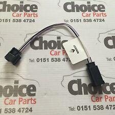Vauxhall Vivaro Rear Fog Light Lamp Adaptor Lead Cable Harness 93198630 Drivers