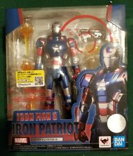 Bandai S.H. Figuarts Iron Patriot Avengers Iron Man 3 Marvel [IN-STOCK]