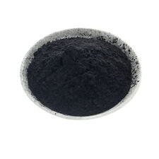 Cosmetic Grade Natural Mica Powder Pigment Soap Candle Colorant Dark Black