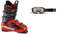 Head AdaptEdge 105 ski boots size 30.5 (incl GOGGLE @ Buy it Now pric) CLEARANCE