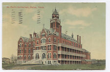 1911 St Paul's Sanitarium, Dallas, TX, Texas