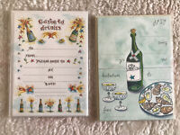 2 x Phoenix Trading Party Invite Cards Come to Drinks Party Invitation Wedding