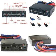 eoocvt 5.25 inch Multi-Function USB 3.0 Hub CF TF M2 SD MS Card Reader...
