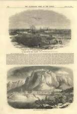 1858 The New Graving Dock Glasgow Earthquake At Corinth