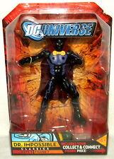 """Dc Comics Universe Dr. Impossible Wave 6 Classics 6"""" Action Figure"""