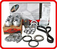 85-89 Honda Accord Prelude 2.0L SOHC L4 A20A1  ENGINE REBUILD KIT