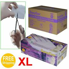 1000 Powder-Free Latex Medical Exam Gloves Designed Specifically For Dental Work