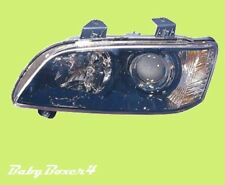 Black Projector Head Light Left Hand Side for  Holden Commodore VE SSV Calais