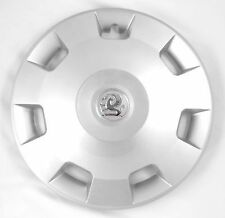 VAUXHALL AGILA A & MERIVA A HUB CAP COVER IN SILVER GENUINE NEW